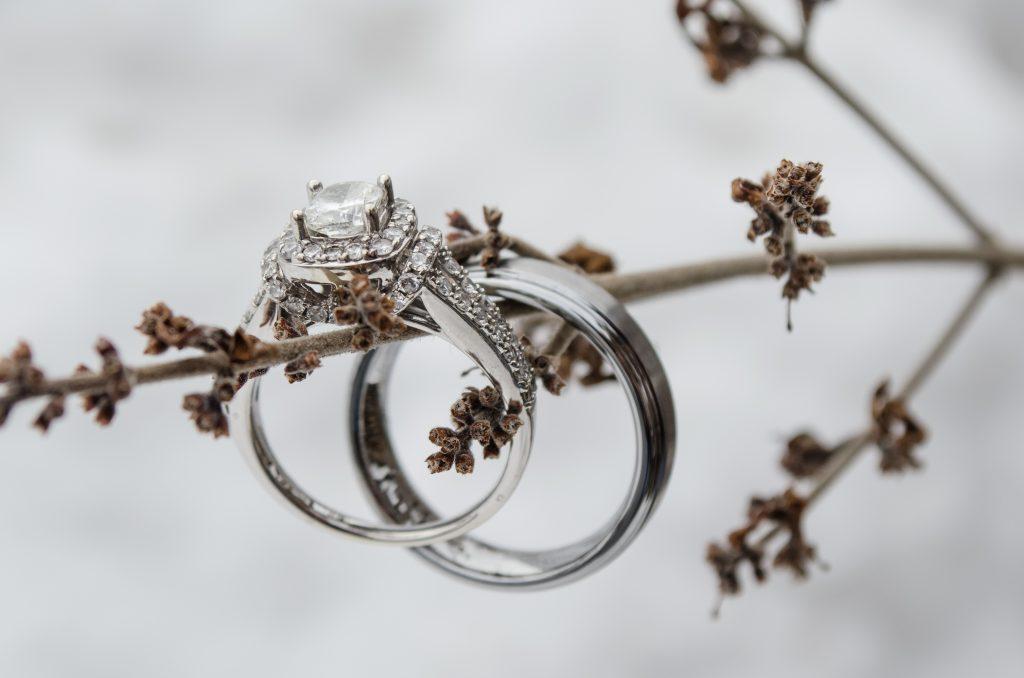 la magia del matrimonio invernale