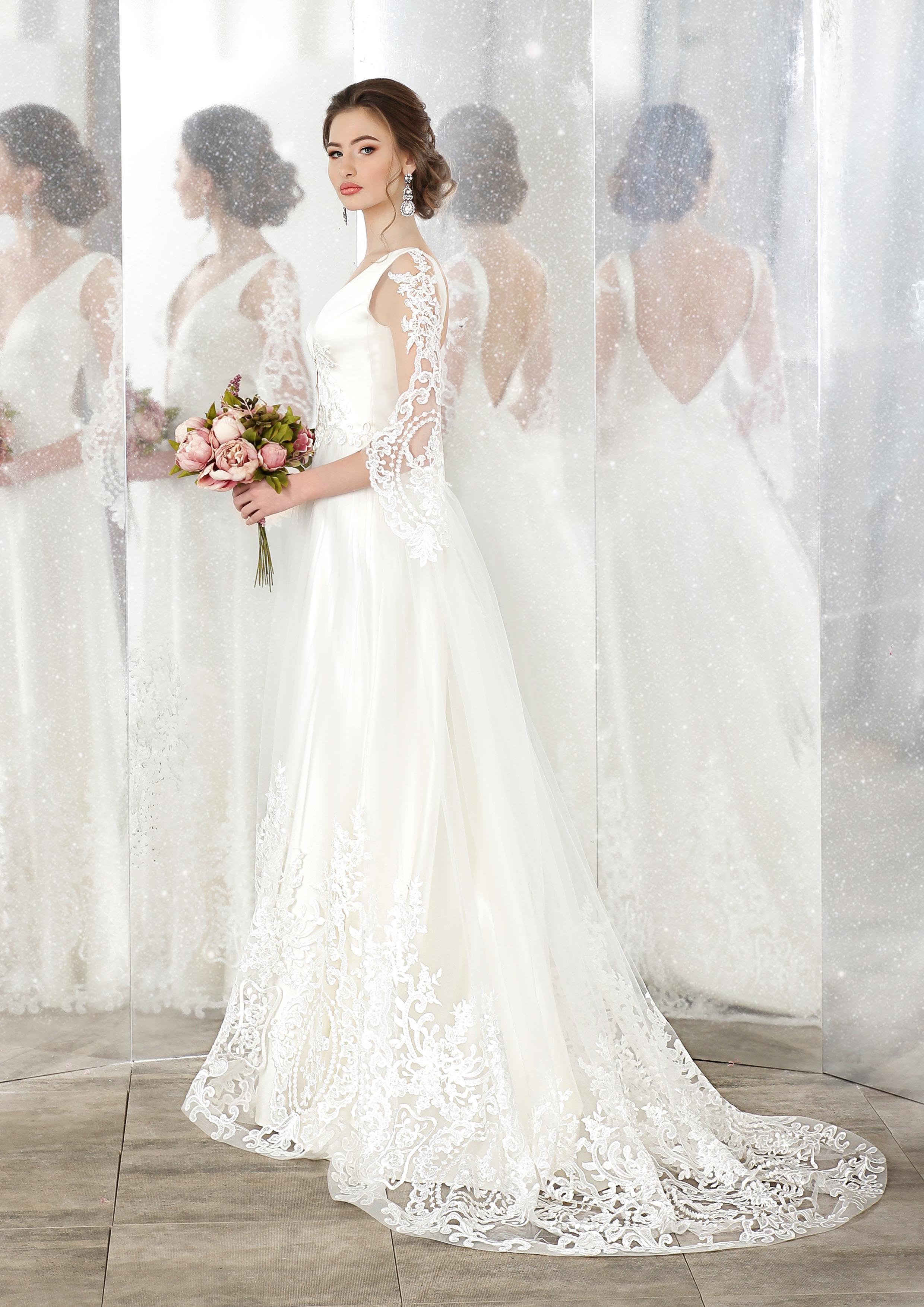 175011 Abito da sposa Unique Fashion Verona