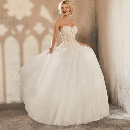 abito da sposa unique fashion verona 51561
