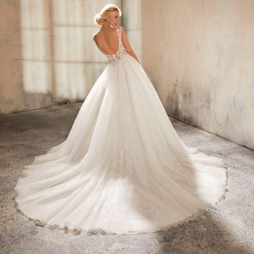 abito da sposa unique fashion verona 51563