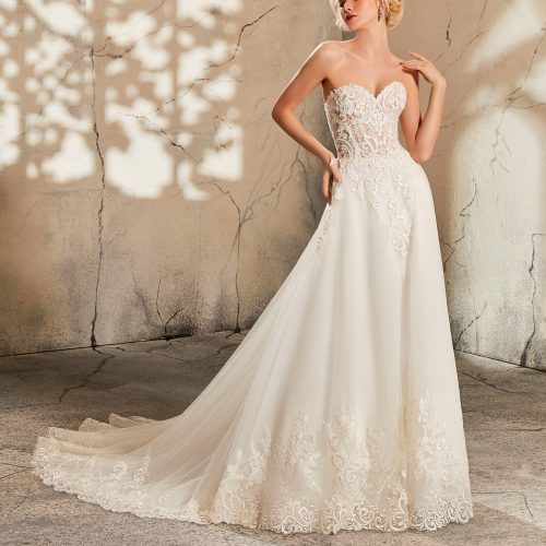 abito da sposa unique fashion verona 51583
